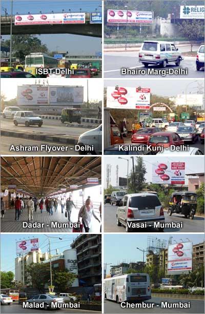 Outdoor Mumbai Ad