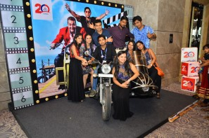 Yes, we're filmy that ways!