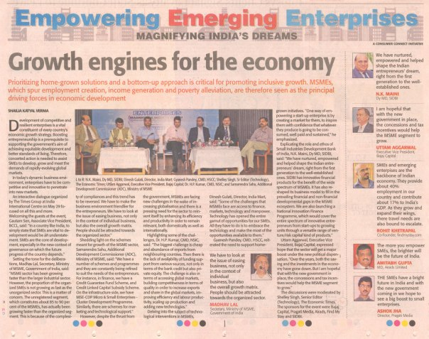 Empowering Emerging Enterprises