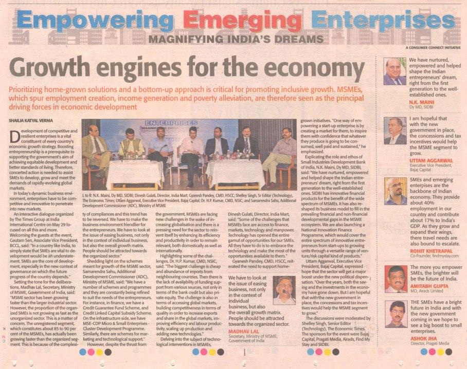 Empowering Emerging Enterprises