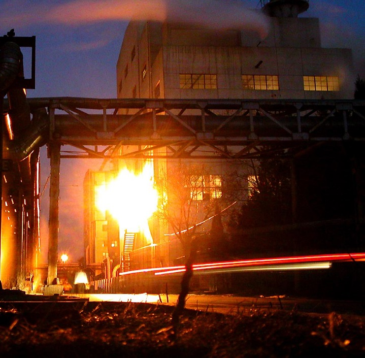 Industry Beijing Night