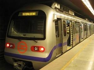DelhiMetroVioletLine