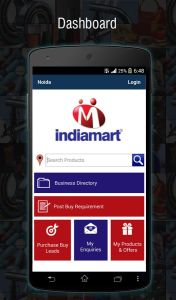 Indiamart Launches Windows Mobile App