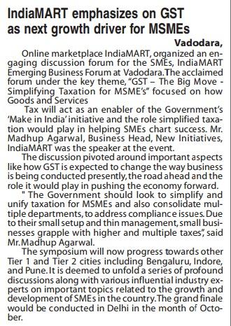 Western Times_Baroda_IndiaMart_28.07.15_Pg.07
