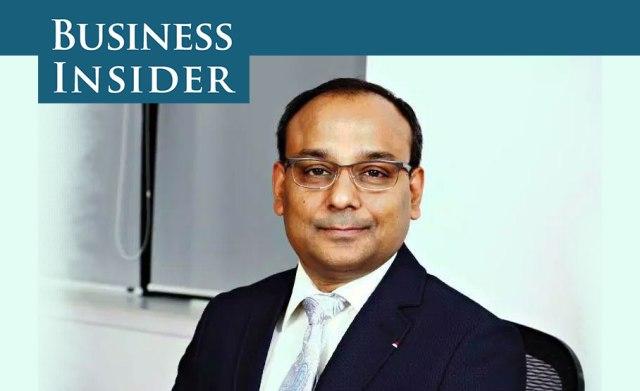 Business Insider Dinesh Agarwal
